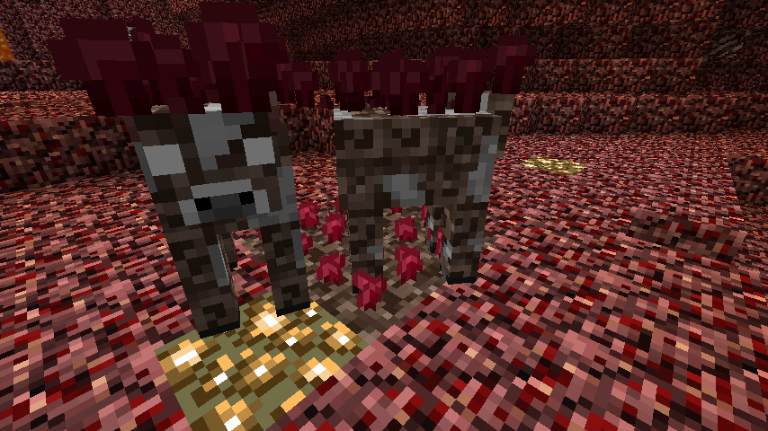 Nether Cows Mod-5