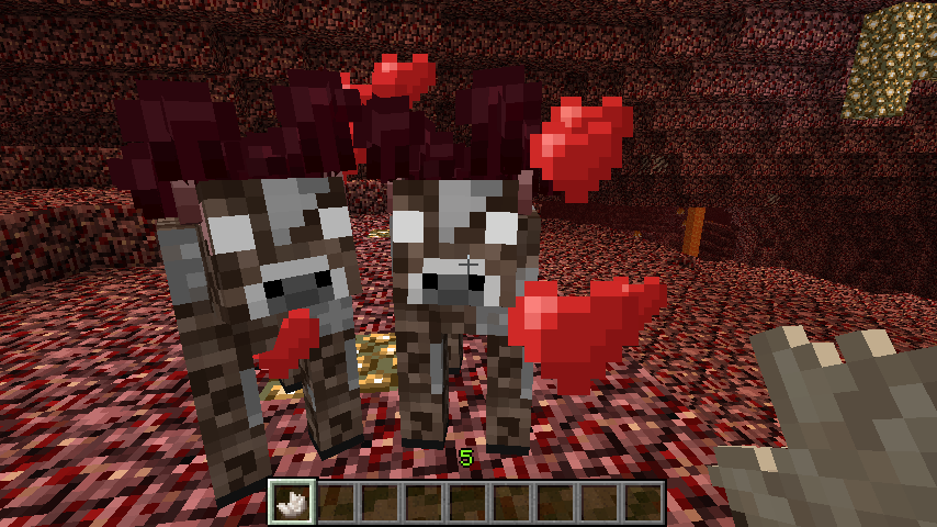 Nether Cows Mod-3
