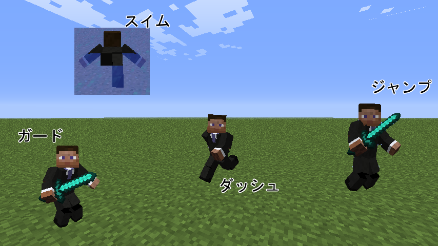Animated Player Mod-2