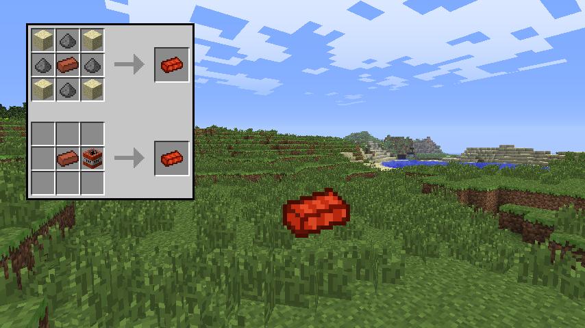 Throwable Bricks Mod-7