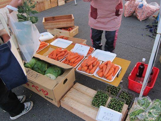 八戸市 11月の野菜