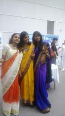 インドの3人娘-1