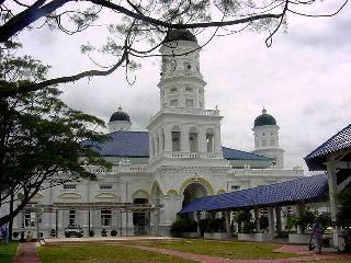 イスラム アブ・バカール モスク