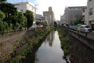 今井橋より上流を望む