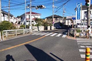 鎌倉道(戸塚):水堰橋