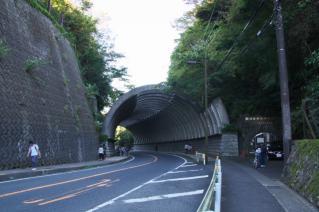 鎌倉道(戸塚):巨福呂坂切通