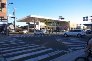 鎌倉道(戸塚):下馬交差点の現況-1
