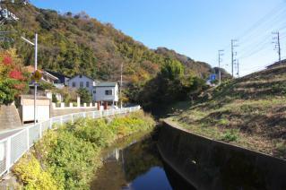 浦賀道(戸塚):上山口小学校付近
