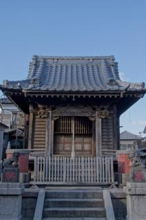 浦賀:為朝神社