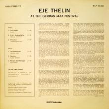 Eje Thelin