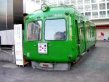 東急渋谷駅 東急5000系 5001モニュメント