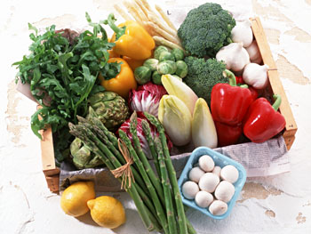 抗酸化作用の食品