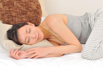理想の睡眠時間で痩せ体質
