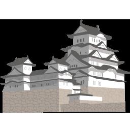 兵庫県 世界遺産 姫路城 アイコン マップラボ 地図アイコンを無料ダウンロード Maplab