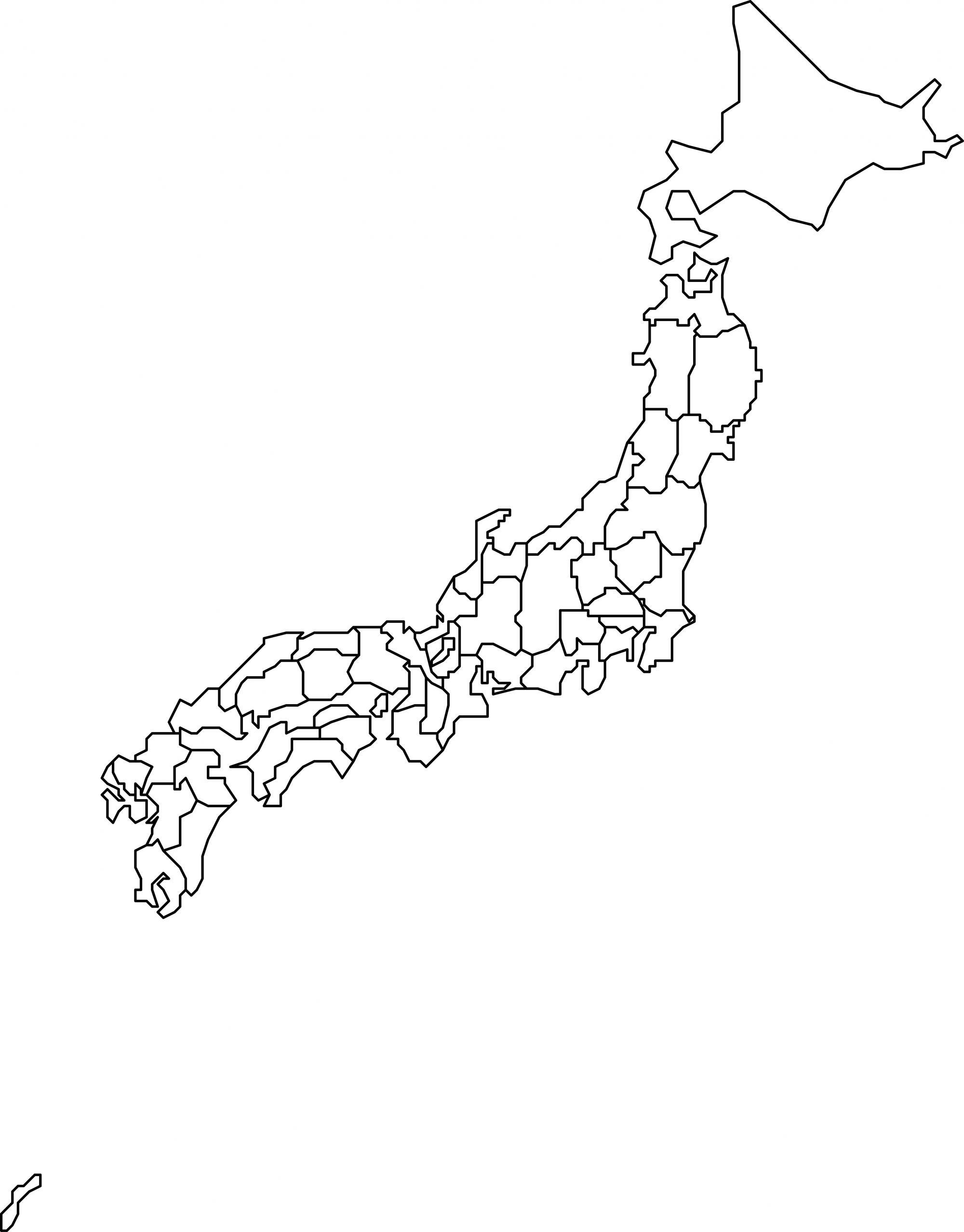 日本地図日本地図テンプレートと日本地図アイコン マップラボ 地図