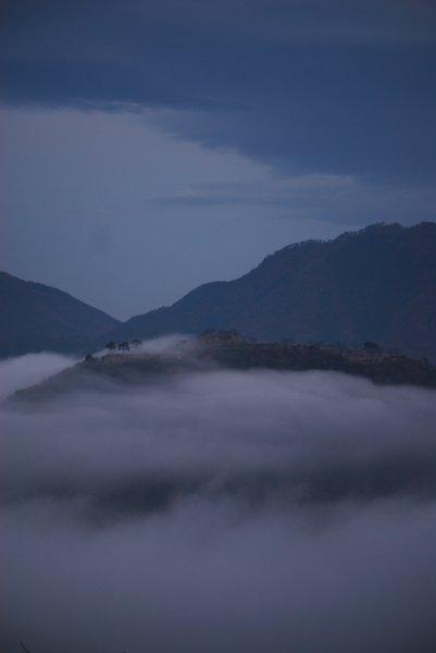 竹田城址(立雲峡)