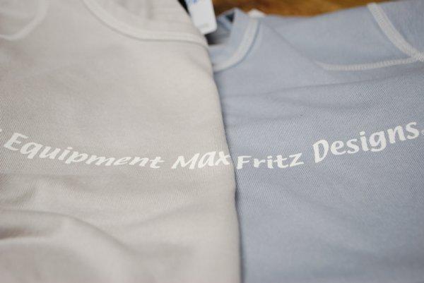 MFT-1750/アクアブルーTシャツ