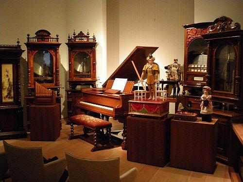 オルゴール博物館1