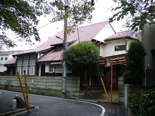 金山平三邸1