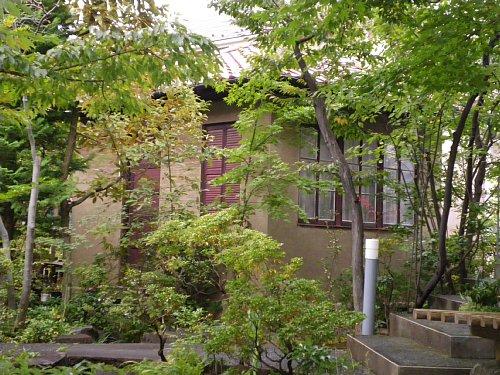 島津一郎-彫刻室