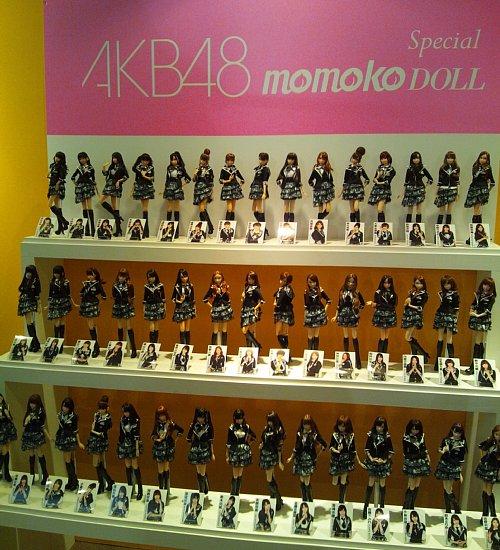 AKB人形