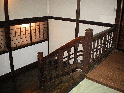 妙喜寺・階段
