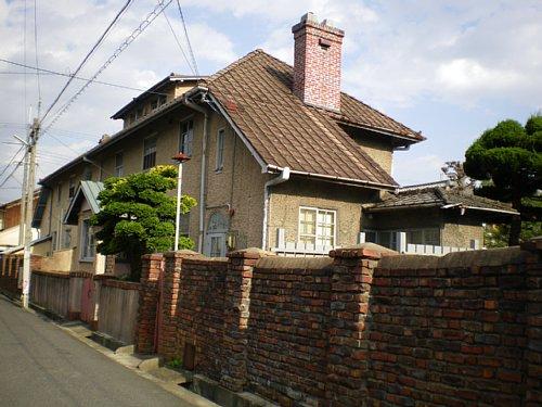 旧近江ミッションWハウス2
