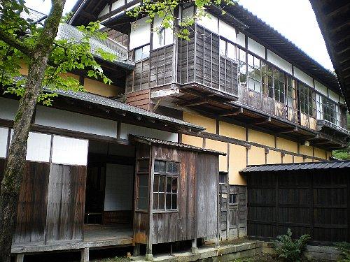 旧笹川邸 2階増築