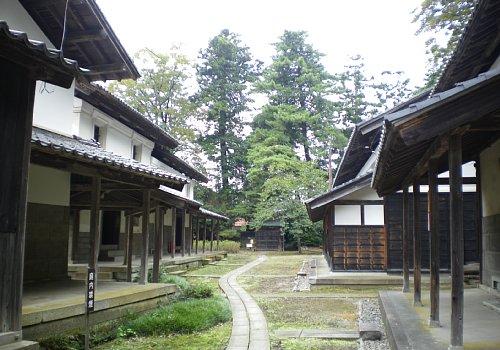 旧笹川邸 蔵