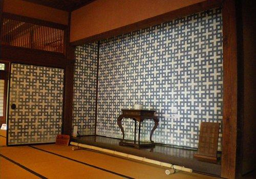 旧笹川邸 三の間