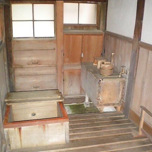旧笹川邸 浴室
