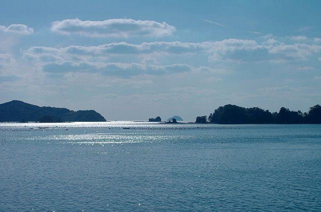 遊覧船パールクイーンから九十九島