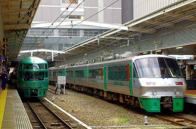 JR九州の列車たち