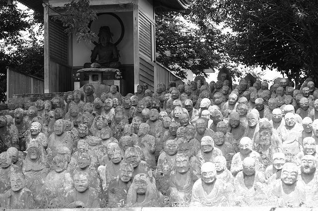 東光寺 五百羅漢