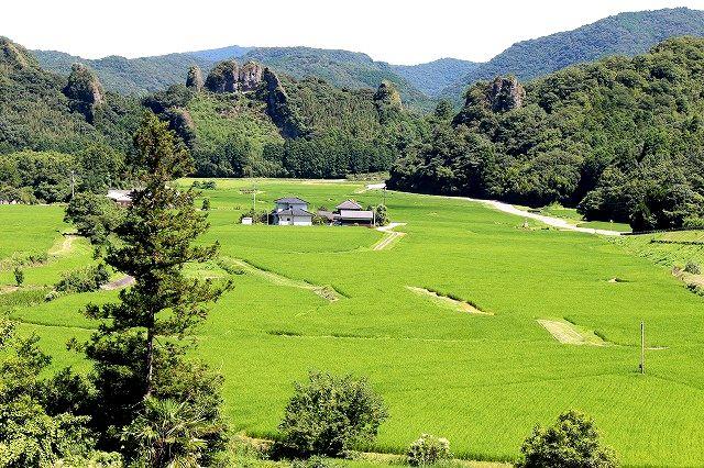 田染の荘(たしぶのしょう)