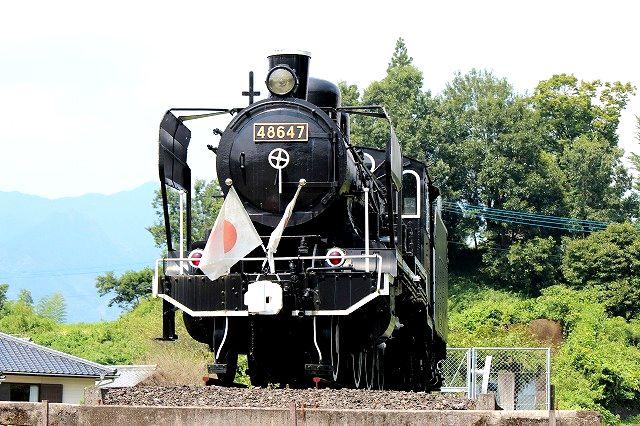 お召列車 48647