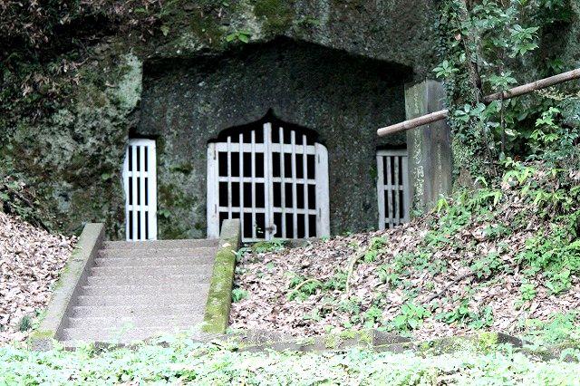キリシタン礼拝堂跡