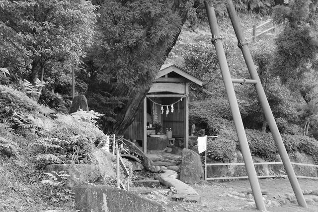 三の岳 弘法大師伝説の水