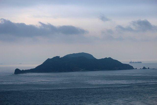 豊後灘に浮かぶ離島