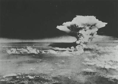 広島に投下された原爆