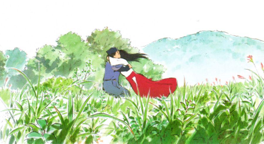 かぐや姫の物語──切ない愛の物語...