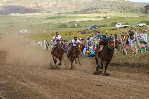 裸馬レース