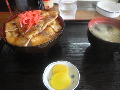 釧路駅 豚丼