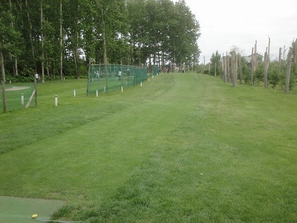 札幌市東区 王子ゴルフガーデンパークゴルフ