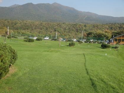 様似町 アポイ山荘 パークゴルフ