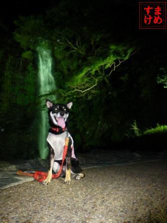 箕面滝12