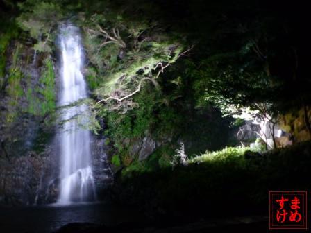 箕面滝14