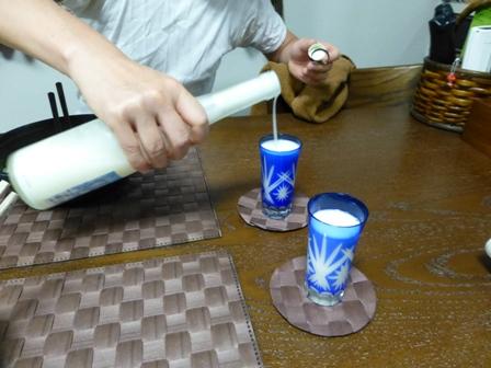 ヨーグルト酒5