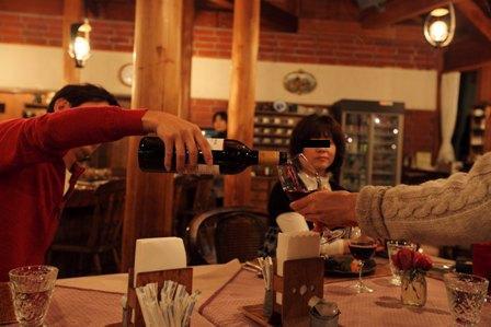 赤煉瓦夕飯2
