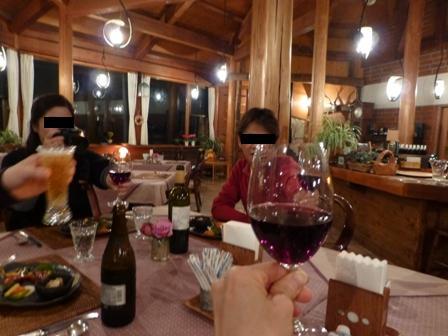 赤煉瓦夕飯17